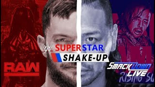 WWE Superstar Shake-up 2018 - Predictions