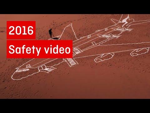 Qantas Safety Video 2016