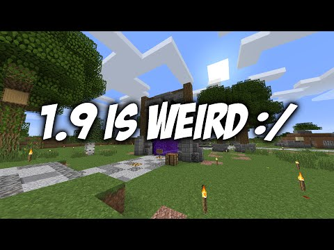 15w46a: Wormhole Enderpearls, Superglued Bed Trap, Inflated 3D Block Models