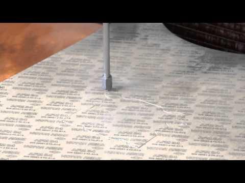 Water Jet  Cutting - Victor Reinz AFM34 gasket