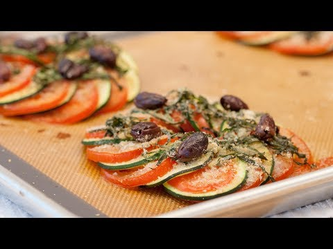 Zucchini and Tomato Tian Recipe