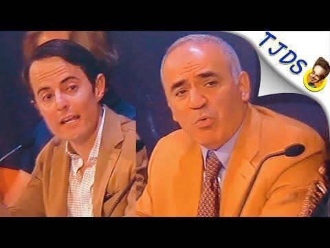 Garry Kasparov Unhinged! - His Human Rights Scam Exposed w/Thor Halvorssen