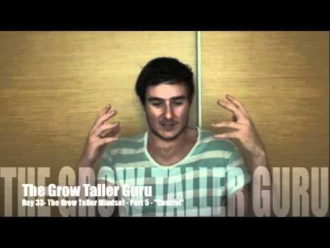 The Grow Taller Mindset - Part 5 -