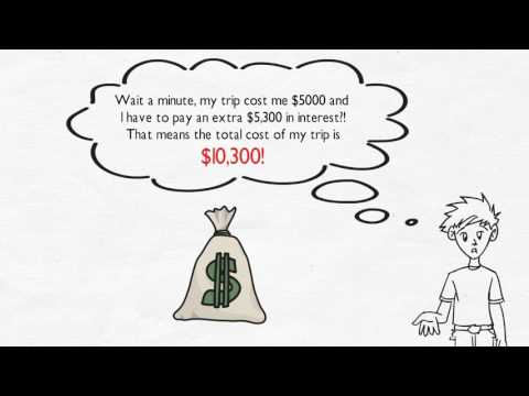 Credit Card Payments - The Cost of Making Minimum Payments