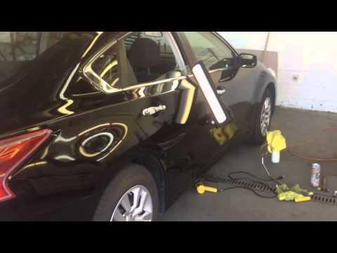 2014 Nissan Altima - Door Paintless Dent Repair