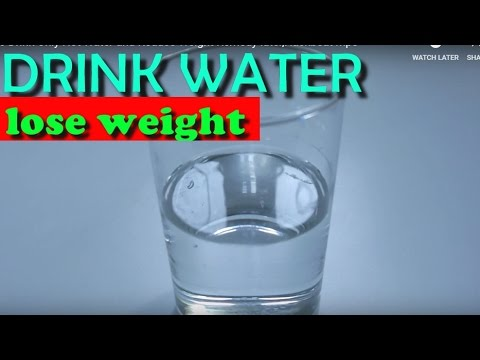 Drink Only Hot Water and Reduce Weight FASTER