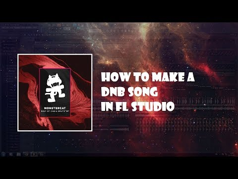 Tutorial - How to make a DnB song in FL Studio (FLP)