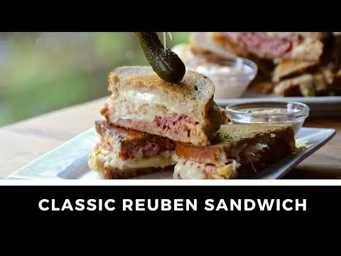 What's a REUBEN SANDWICH? | Click here & discover the best!