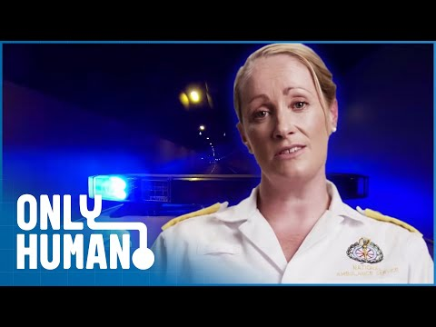Ambulance Crew Deal with Drunken Partygoer | Paramedics Episode 4 | Only Human