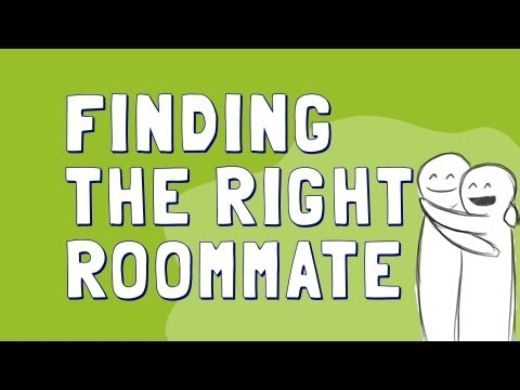 Find a Roommate The Right Way