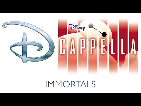 DCappella - Immortals (Audio Only)
