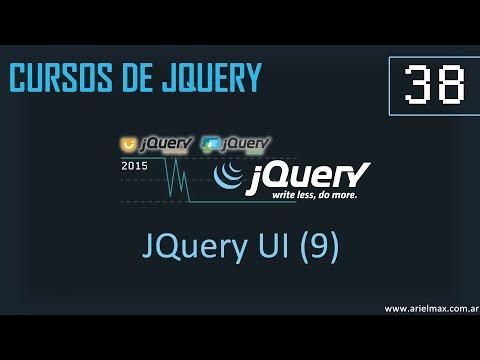 38 Cursos de JQuery - jquery ui Autocomplete Ajax