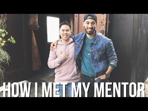 HOW I MET MY MENTOR & HOW YOU CAN ATTRACT ONE!