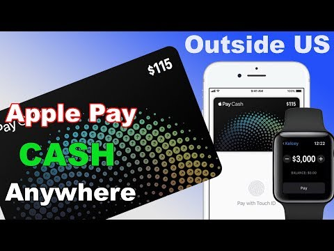 How To Enable Apple Pay Cash Anywhere in the World