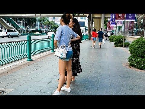 Bangkok Street Scenes - VLOG 47