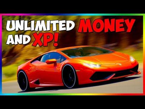 UNLIMITED MONEY AND XP GLITCH! - Forza Horizon 3 (Xbox One & PC) | Zinx