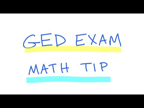 GED Math Avoid This Mistake Solving Equations