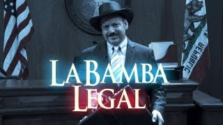 Download WEB EXCLUSIVE: Hot New TBS Pilot ″LaBamba Legal″ - The Director's Cut! - CONAN on TBS Video
