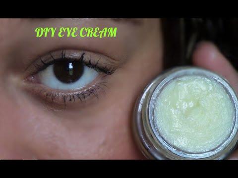 DIY | SHEA BUTTER EYE CREAM | Euniycemari