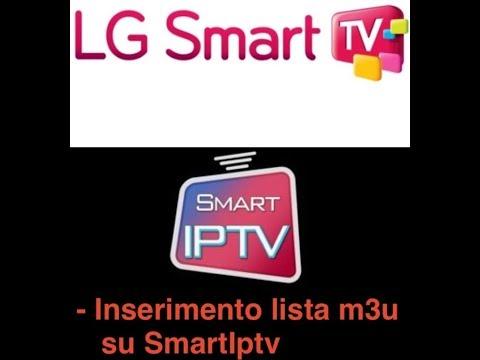 LG SMART TV e SMART IPTV: guida e configurazione (2017)