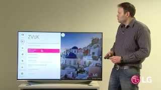 LG webOS 3 0 - HbbTV [HUN] Videos & Books