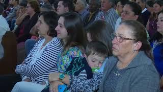 Missa Mej Abatia/pr -  Paróquia Nossa Senhora Aparecida