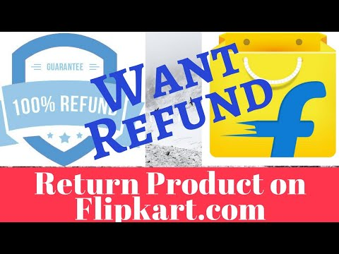 How to Return a product on Flipkart || silverXLight