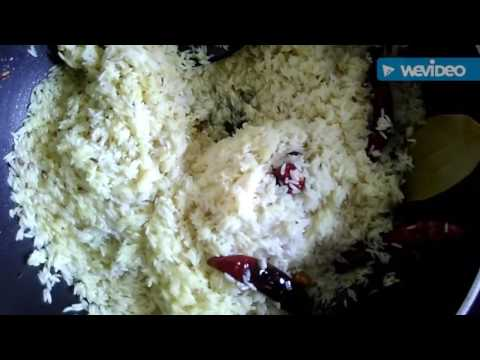 HOW TO MAKE JEERA RICE IN RICE COOKER
