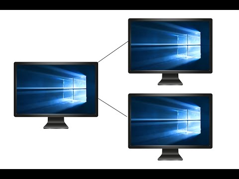 Allow Multiple Remote Desktop Sessions - Windows 10