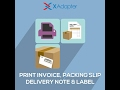 Download Print Invoice, Packing Slip, Delivery Note & Label Plugin for WooCommerce MP3,3GP,MP4