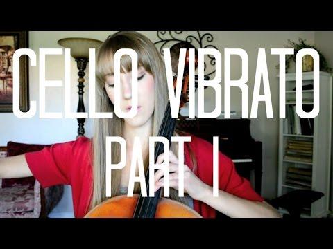 Cello Vibrato, Part 1 | How To Music | Sarah Joy