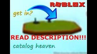 Roblox Catalog Heaven 3 Glitches Tube10xnet