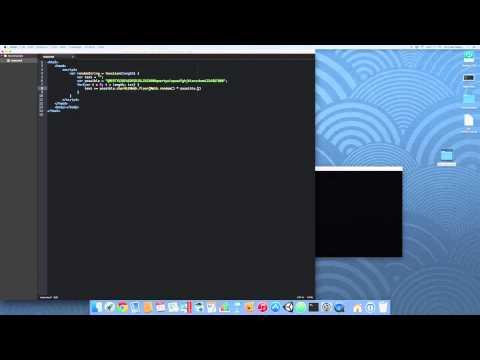 Create A Random Nonce String Using JavaScript