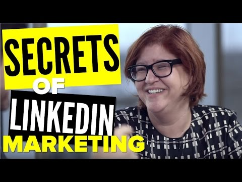 New Secrets of LinkedIn Marketing w/ Brynne Tillman