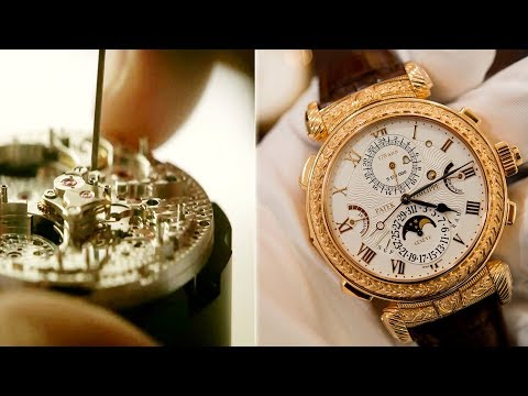 [Schweiz Technology] The Reason Why This Patek Philippe Grandmaster Chime Worth 2.6 Million Dollar