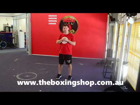 Learn how to Box - Footwork drills