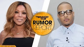 Wendy Williams Claps Back At T.I.