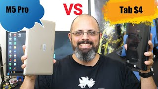 Comparing The Samsung Galaxy Tab S4 10 5 VS Huawei MediaPad M5 Pro 10 8 , What Should You Get