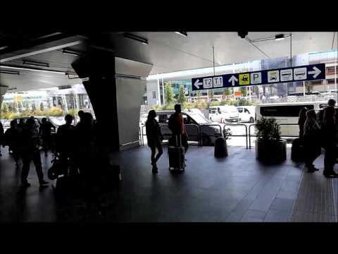 Leonardo da Vinci Fiumicino Airport Terminal 3 Arrival Hall Rome Italy