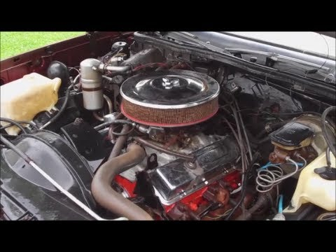 Cutlass Barn Find Engine Cleaning Classic G-Body Garage