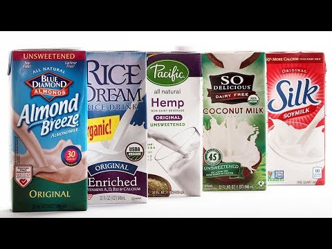 The Difference between Plant-based & Dairy Milks: Pros and cons