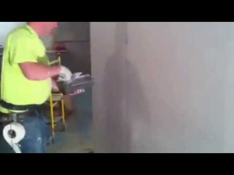Fast & easy way to tape a drywall joint