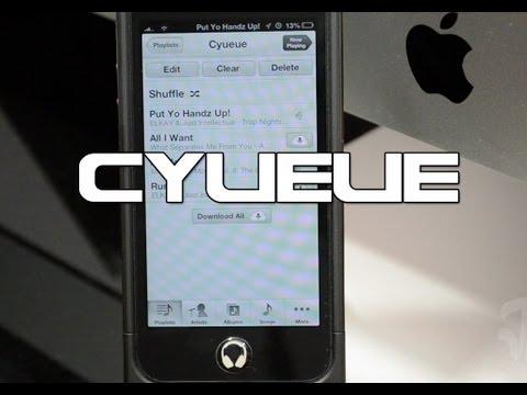 Cyueue | Cydia Tweak: Queue Upcoming Songs Like In iTunes 11 Via Music App