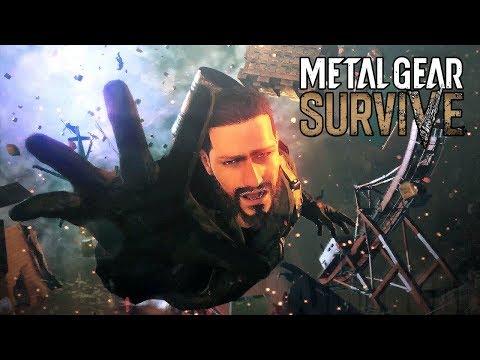 METAL GEAR SURVIVE - Single Player Trailer @ 1080p HD ✔