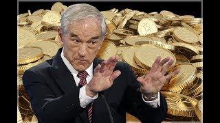 Ron Paul - BitCoin Could Destroy US Dollar