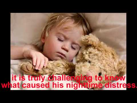 What Causes Nightmares In Toddlers