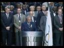 2004 Olympic bid Announcement