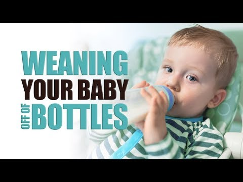 Weaning Your Baby Off of Bottles