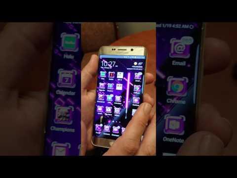 Wifi Calling on an a Samsung Phone