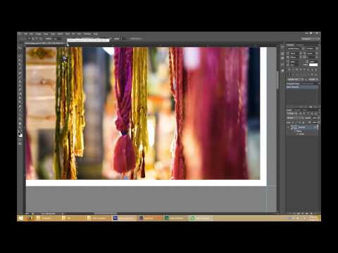 Lightroom & Photoshop Collage Template For Bulk Portfolio Printing